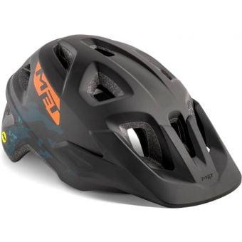 MET Eldar MIPS Youth Helmet Unisize Matte Black Camo