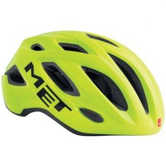 MET Idolo Road Helmet Safety Yellow
