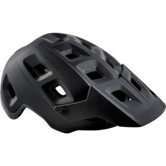 MET Terranova MIPS MTB Helmet Matt Glossy Black