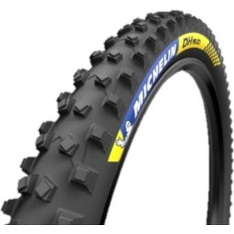 """Michelin DH Mud 27.5x2.40"""" Wire Tubeless Downhill Tyre"""
