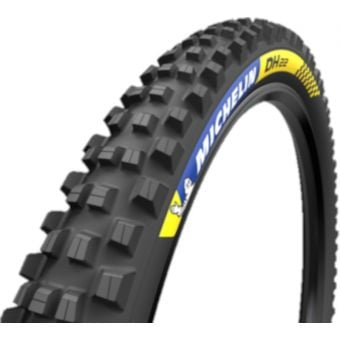 """Michelin DH22 27.5x2.40"""" Wire Tubeless Downhill Tyre"""