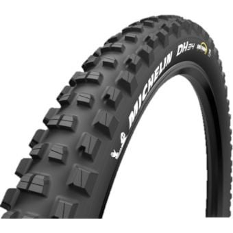 """Michelin DH34 Bike Park 27.5x2.40"""" Wire Tubeless Downhill Tyre"""