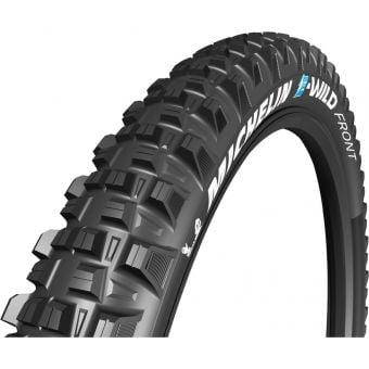"Michelin E-Wild Gum-X 29x2.6"" E-Bike Tubeless Front Tyre"