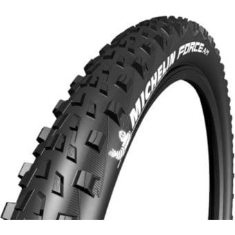 "Michelin Force AM 27.5x2.25"" Folding Tubeless Enduro Tyre"
