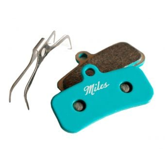 Miles Racing Sintered Shimano Saint from 2009 BR-M810, Shimano Zee Disc Brake Pad