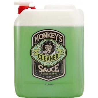 Monkey's Sauce Bicycle Cleaner 5 Litres