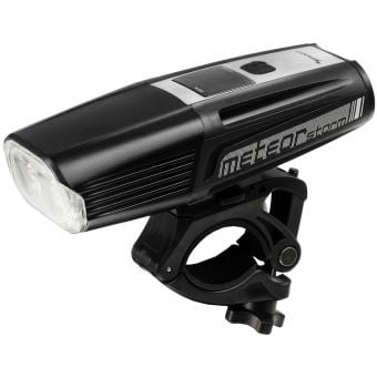 Moon Meteor Storm 1700lm USB Front Light Black/Silver