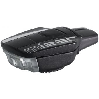 Moon Mizar 100lm USB Front Light Black