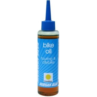 Morgan Blue Bike Oil Touring and City 125mL