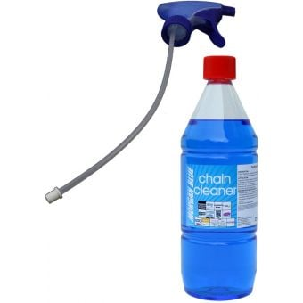 Morgan Blue Chain Cleaner with Vaporizer Unit 1L