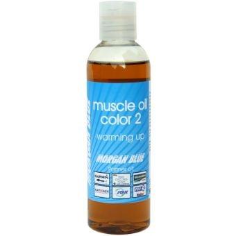Morgan Blue Muscle Oil Colour 2 200mL