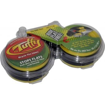 Mr Tuffy Tyre Liners Yellow (BMX Tyres)