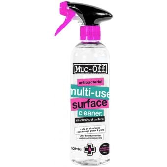 Muc-Off Anti-Bacterial Multi Surface Cleaner 500ml