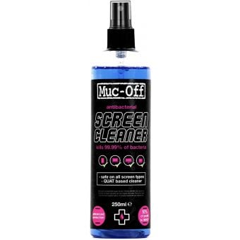 Muc-Off Anti-Bacterial Tech Care Screen Cleaner 250ml