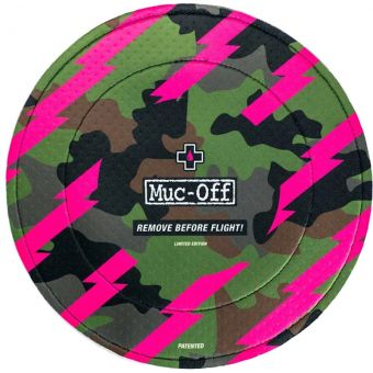 Muc-Off Disc Brake Covers Camo Pair
