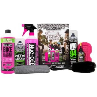 Muc-Off Family Bike Care Kit