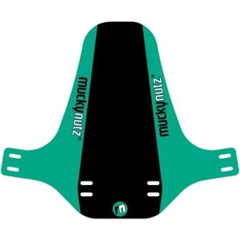 Mucky Nutz Face Fender Black/Teal