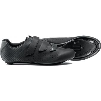Northwave Core 2 Road Shoes Black Anthracite