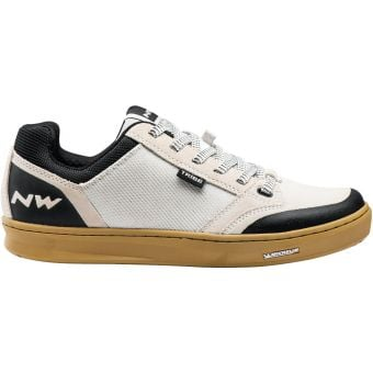 Northwave Tribe Flat Pedal Shoes Off White