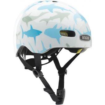 Nutcase Baby Nutty Baby Shark Gloss MIPS Helmet