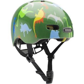 Nutcase Baby Nutty Dino Mite Gloss MIPS Helmet