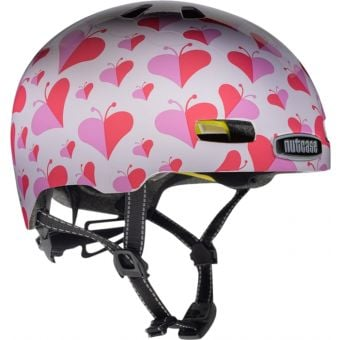Nutcase Little Nutty Love Bug Gloss MIPS Toddler Helmet