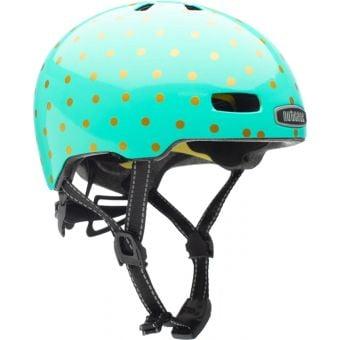 Nutcase Little Nutty Sock Hop Gloss MIPS Youth Helmet