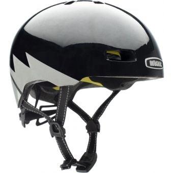 Nutcase Street Darth Lightnin' Reflective MIPS Helmet
