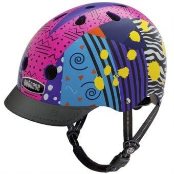 Nutcase Street Gen3 Helmet Totally Rad Gloss