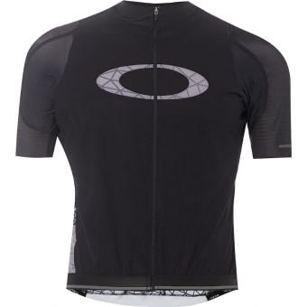 Oakley Aero Jersey 2.0 Blackout 2020