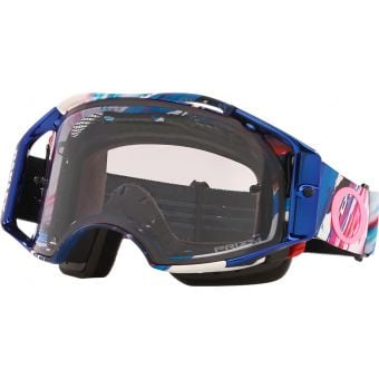 OAKLEY Airbrake MTB Goggles Kokoro/Prizm MX Low Light Lens