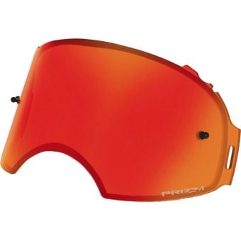 OAKLEY Airbrake MX Replacement Goggle Lens Prizm MX Trail Torch
