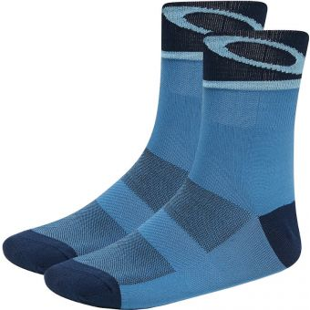 Oakley Cycling Socks 3.0 Interstellar Blue 2020