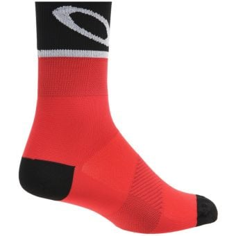 OAKLEY Cycling Socks Red Line
