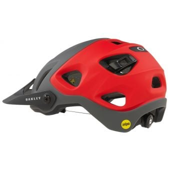 OAKLEY DRT5 MIPS MTB Helmet Black/Red