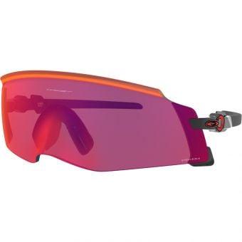 OAKLEY Kato Sunglasses Polished Black w/ Prizm Road Lens