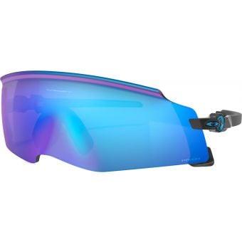 OAKLEY Kato Sunglasses Polished Black w/ Prizm Sapphire Lens