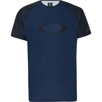 Oakley MTB Short Sleeve Tech Tee Black Iris 2020