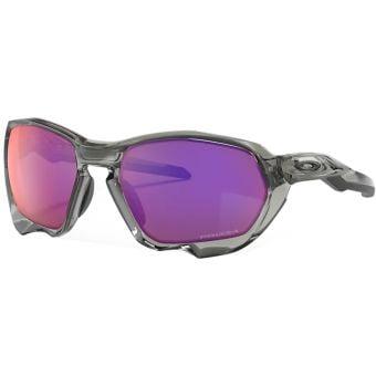 Oakley Plazma Sunglasses Grey Ink With Prizm Road Lens