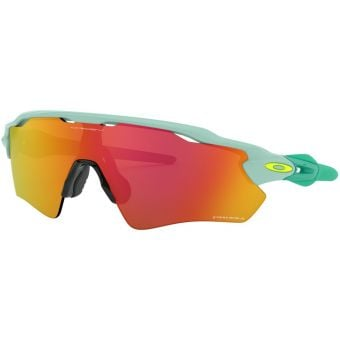 OAKLEY Radar EV Path Sunglasses Arctic Surf Frame Prizm Ruby Lens