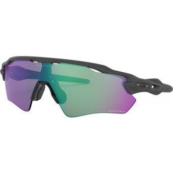 OAKLEY Radar EV Path Sunglasses Steel (Prizm Road Jade Lens)