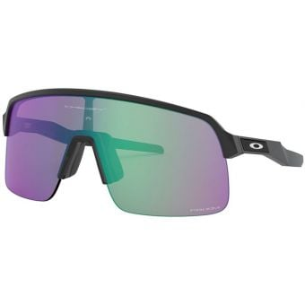 OAKLEY Sutro Lite Sunglasses Matte Black w/ Prizm Road Jade lens