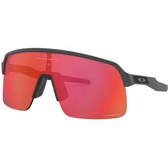 OAKLEY Sutro Lite Sunglasses Matte Carbon w/ Prizm Trail Torch lens