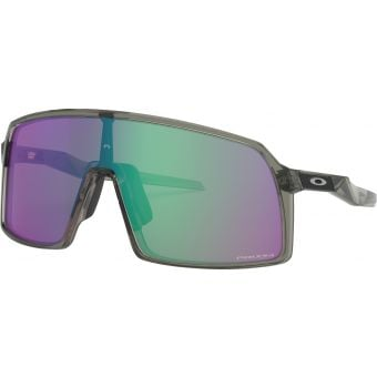OAKLEY Sutro Sunglasses Grey Ink (Prizm Road Jade Lens)