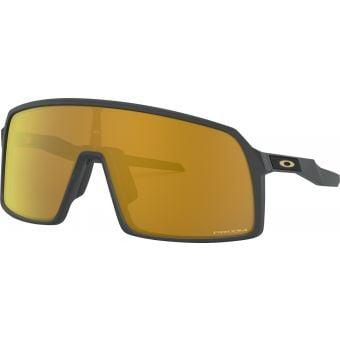 OAKLEY Sutro Sunglasses Matte Carbon/Prizm 24K Lens