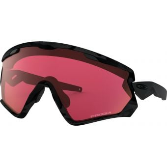 OAKLEY Wind Jacket 2.0 Sunglasses Night Camo Collection/Prizm Snow Torch Iridium Lens