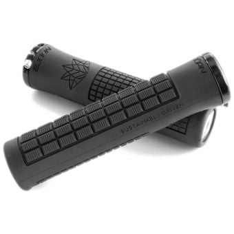 ODI Bjorn V2.1 135MM Lock on MTB Grip Black
