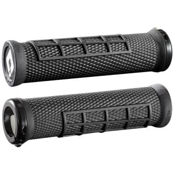 ODI Elite Flow Lock-On MTB Grips Black