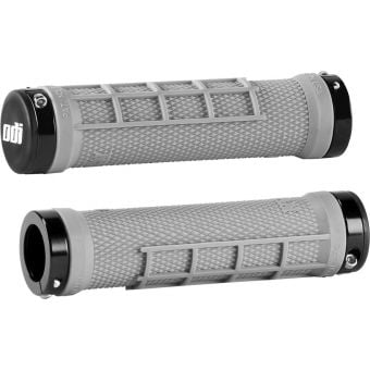 ODI Ruffian MX Pro Lock-On MTB Grips Soft Grey