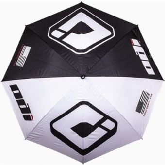 ODI Limited Edition Umbrella with Lock On MTB Grip Black/White